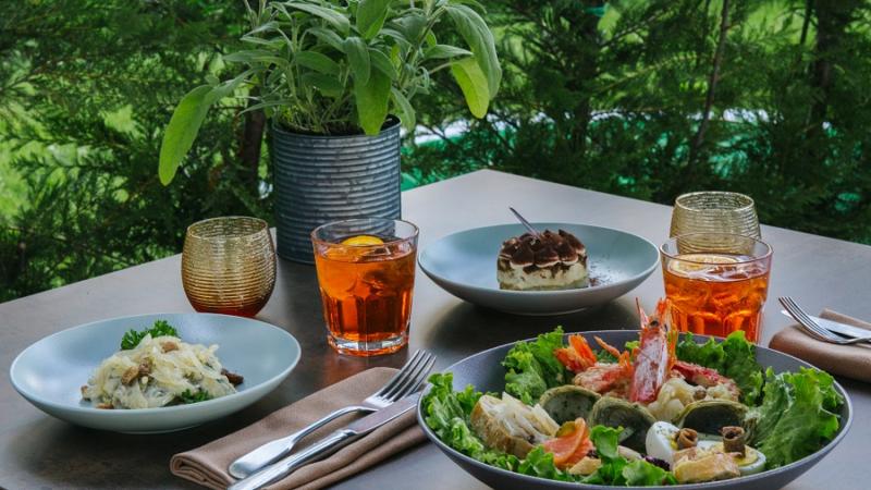 Almar Jesolo eröffnet Semplice: Ein innovatives Pop-up-Restaurant für eine neue kulinarische Reise