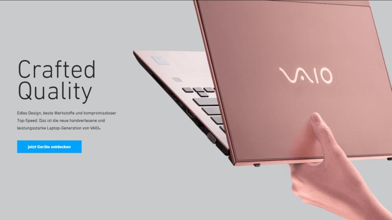 Bonner Werbeagentur sorgt als Lead-Agentur für gelungenen Marken-Relaunch von VAIO®