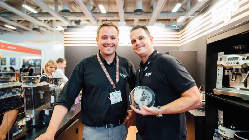 the Barista Pro: die neue Siebträgermaschine von Sage Appliances