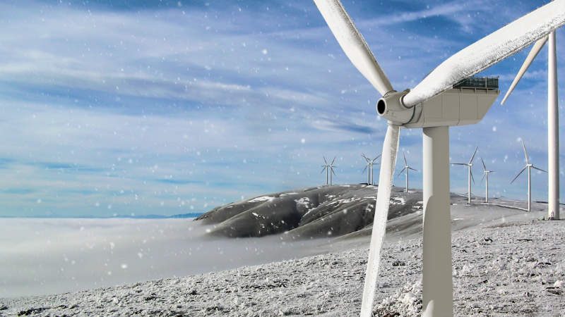 "Maintenance-free ""fit and forget"" Solutions for the Optimization of Wind Turbines"