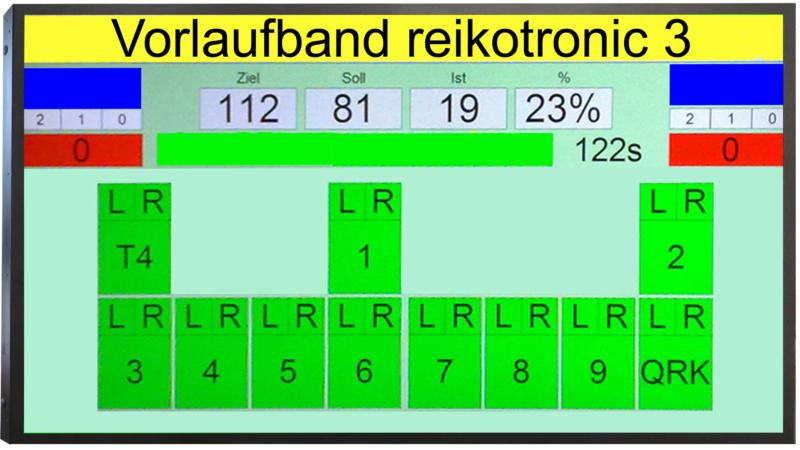 Neu bei reikotronic: 75″-Industrie-TFT/LCD mit 4K-Auflösung
