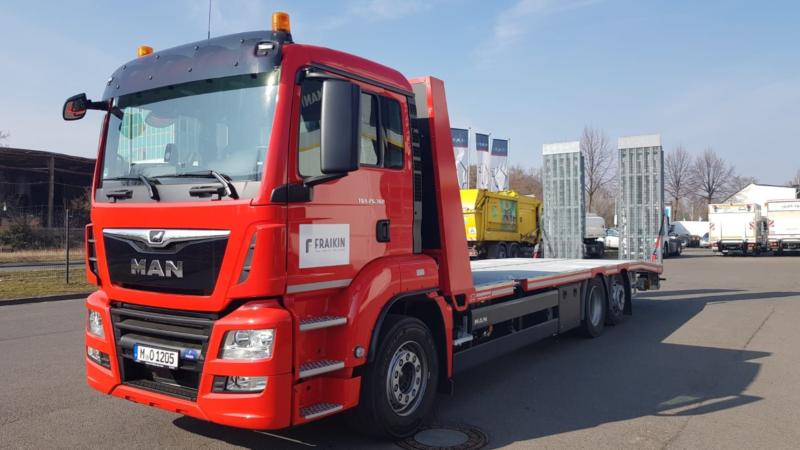 Flottenmanagement: LKW-Vermieter Fraikin europaweit auf dem Vormarsch