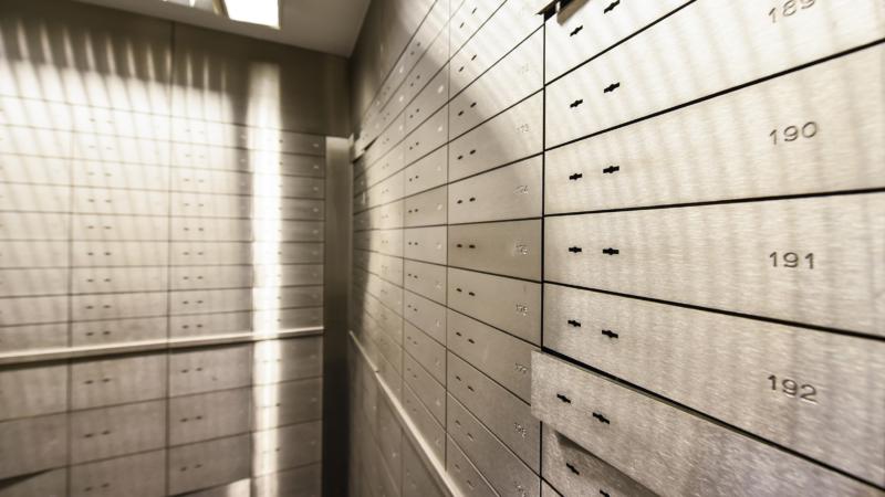 Bankschließfächer: Inhalt sollte versichert sein