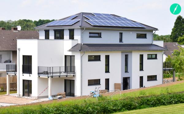Kostenfreie Energiewende für Mehrfamilienhaus