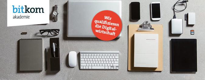 Bitkom Akademie: Das neue Seminarprogramm ist online!