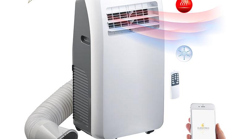 Sichler Haushaltsgeräte Klimaanlage – Steuerung per App