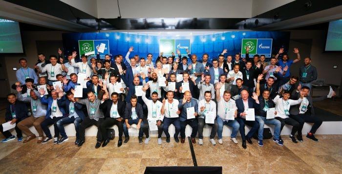"""Im Rahmen des Programms """"Fußball für Freundschaft"""" wurde die Internationale Akademie für Trainer der Kinder-Fußballmannschaften eröffnet"""