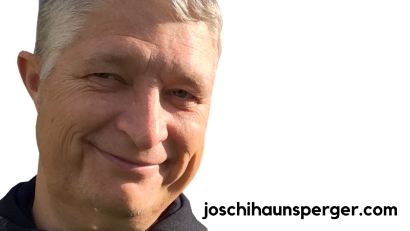 Joschi Haunspergers Herzblut im OMKO
