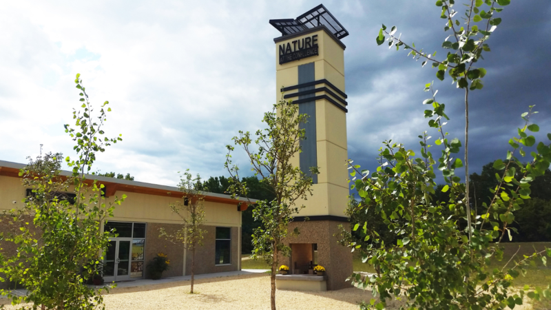 Neues Rock River Visitor Center: Die Natur des Mittleren Westens von Rockford aus entdecken