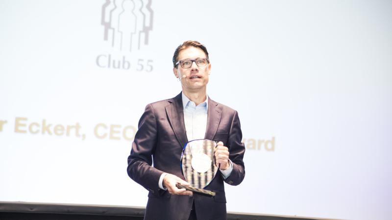 Special Award geht an Oliver Eckert von BurdaForward