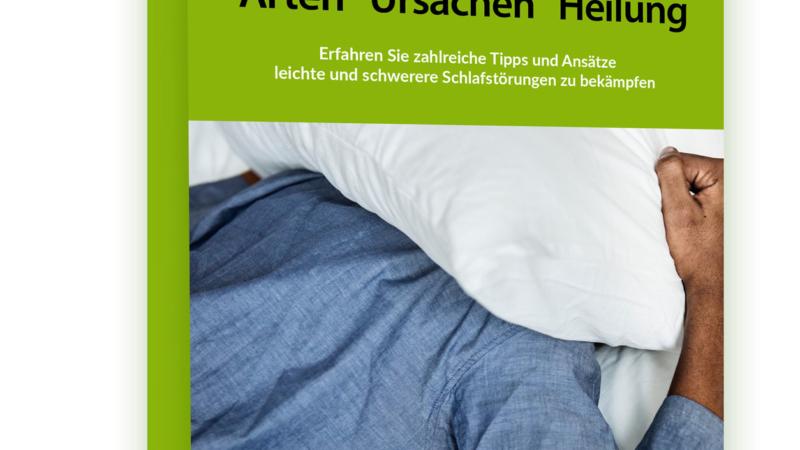 Schlafstörungen – Arten  Ursachen  Heilung