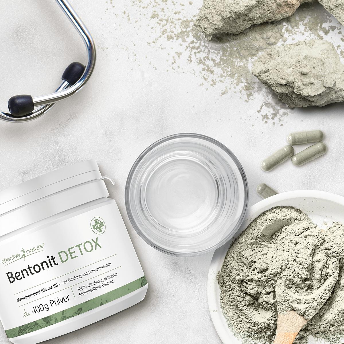Bentonit – die Heilerde der Extraklasse jetzt als Medizinprodukt