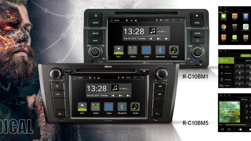 Offen für Apps – die neuen Infotainer für BMW von RADICAL