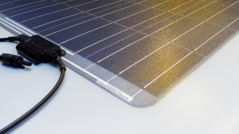 Klimaschutz dank Solardachbahn