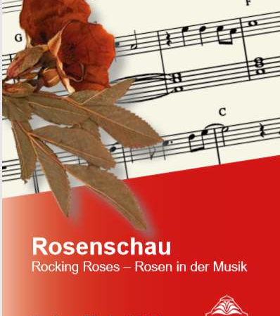 Rosenschau im Botanischen Garten in München