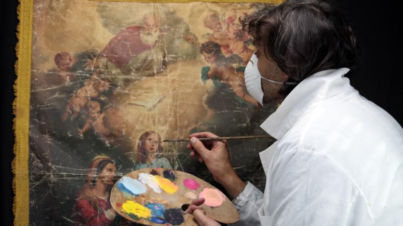 Luftreinigung schützt Kulturgüter und Mitarbeiter