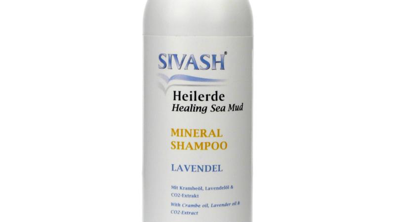 Neu: Sivash-Heilerde Mineral Shampoo mit Krambeöl und Lavendelöl