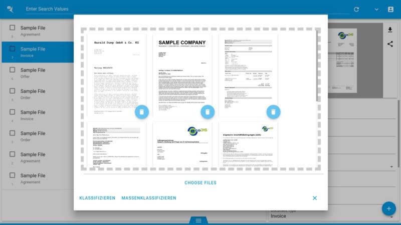 Effizientes Arbeiten und weniger Papier mit ecoDMS