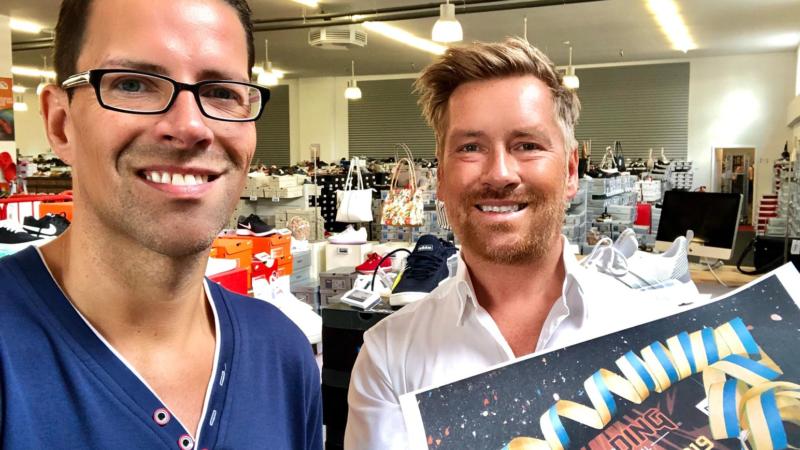 Das rockt! Übergrößen-Spezialist schuhplus verlost Karten für ROCK das DING Festival