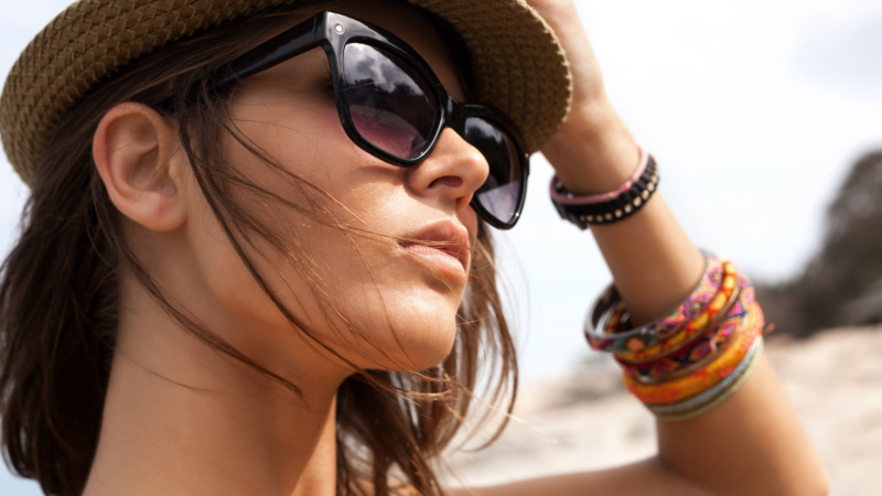 Billige Sonnenbrillen: Schwerwiegende Augenschäden durch ungefilterte UV-Strahlung