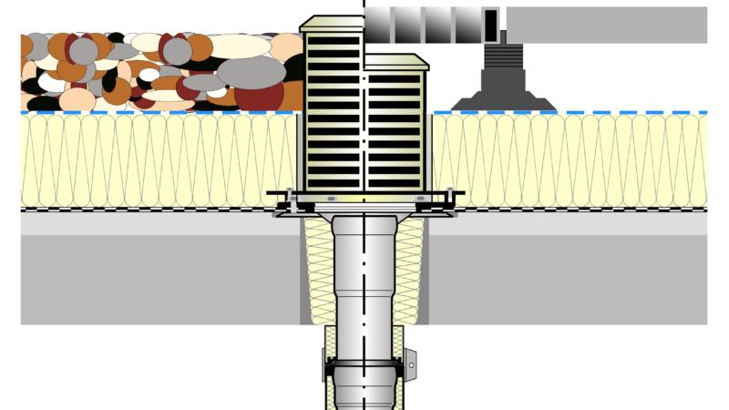 GET-Tipp: Umkehrdächer richtig entwässern