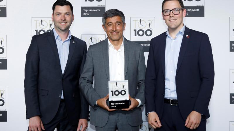 "Viebrockhaus ""TOP 100-Innovator 2019"""