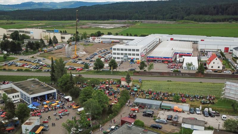 Besucherrekord beim Sommerfest von Whirlpools World