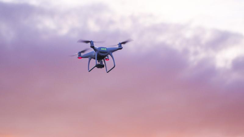 Skalierbarkeit und Sicherheit für Drohnen