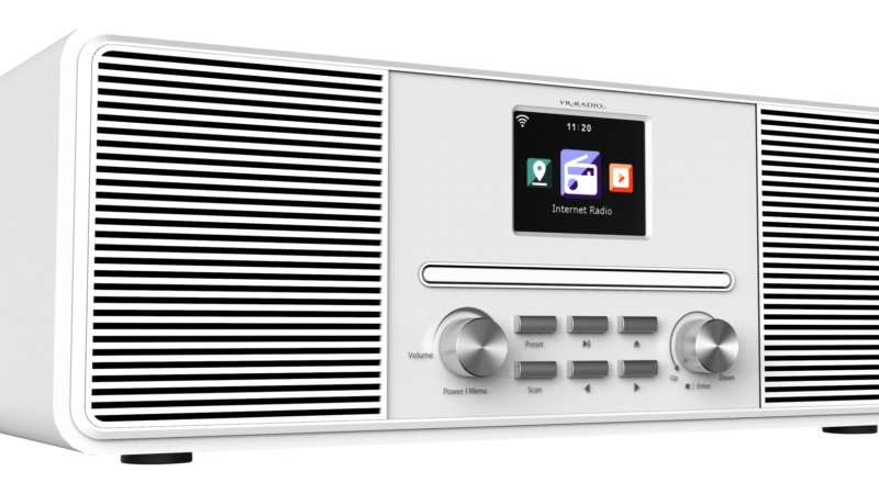 VR-Radio Stereo-Internetradio IRS-680 mit CD und DAB+