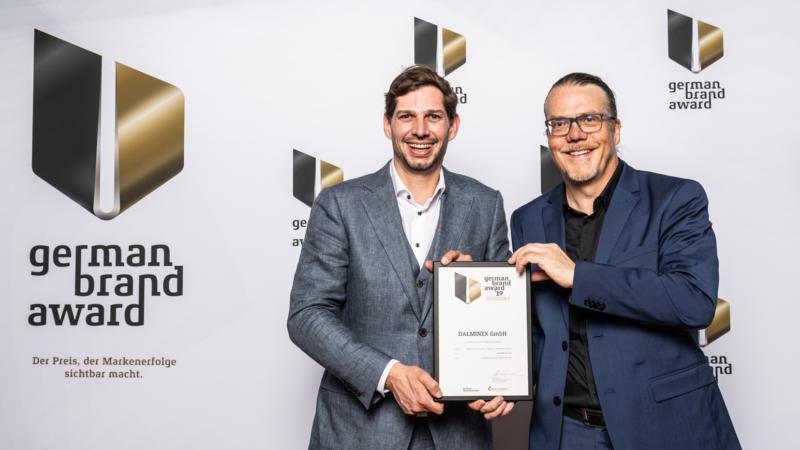 """Armaturenspezialist DALMINEX gewinnt mit Imagefilm """"German Brand Award 2019"""""""