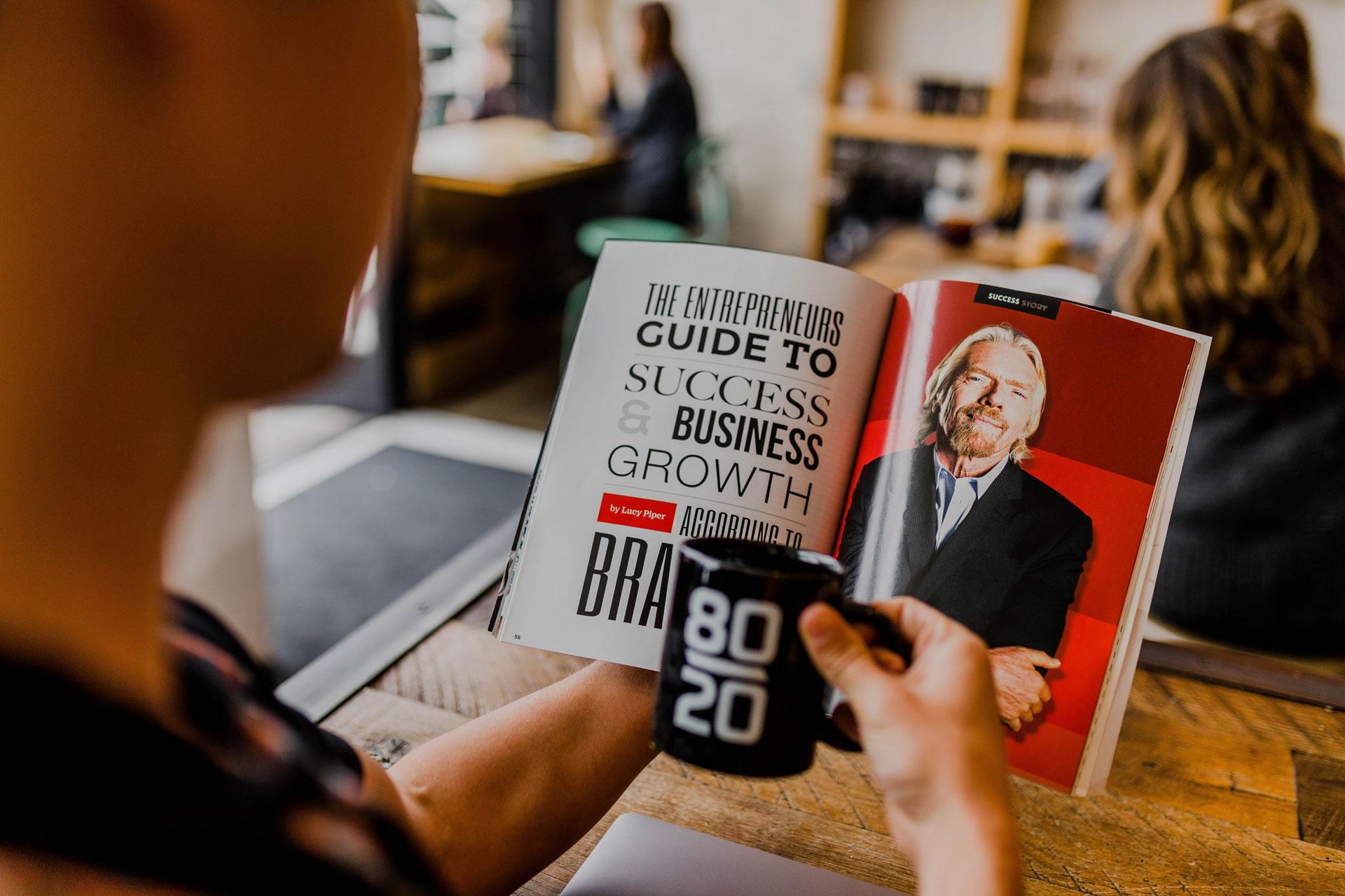 Ottenbacher Verlags GmbH – Wichtige Aspekte bei professionellen Marketing-Broschüren
