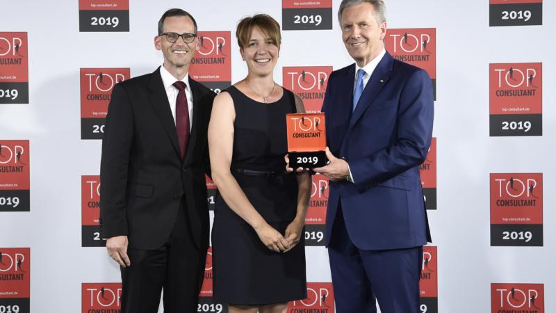 Phalanx GmbH als TOP CONSULTANT ausgezeichnet