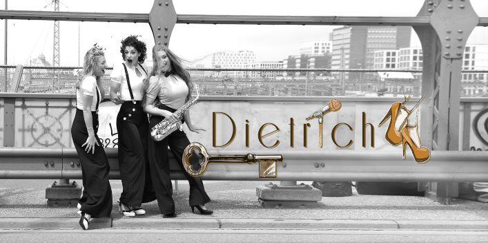 Dietrich – Das Duett vom Damentrio