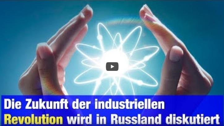 Die Zukunft der industriellen Revolution wird in Russland diskutiert