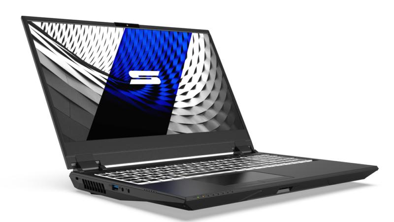 XMG PRO 17 und SCHENKER COMPACT 15: Upgrade auf Core-i9-Achtkern-CPU und herausragendes OLED-Display mit 4K-Auflösung