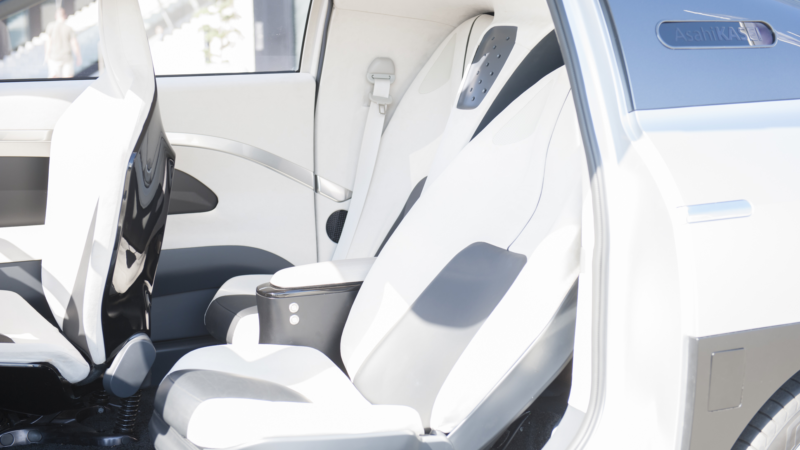 More than just lightweight – Plastics and foams contribute to the future in-car living space