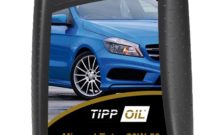 TIPP OIL Hersteller  Vorbild für die Umwelt