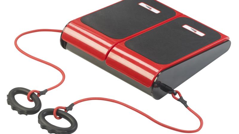 newgen medicals Vibrations-Fußplatte WBV-60.exp