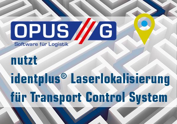 Partnerschaft: Staplerortung per Laser für Transportleitsystem