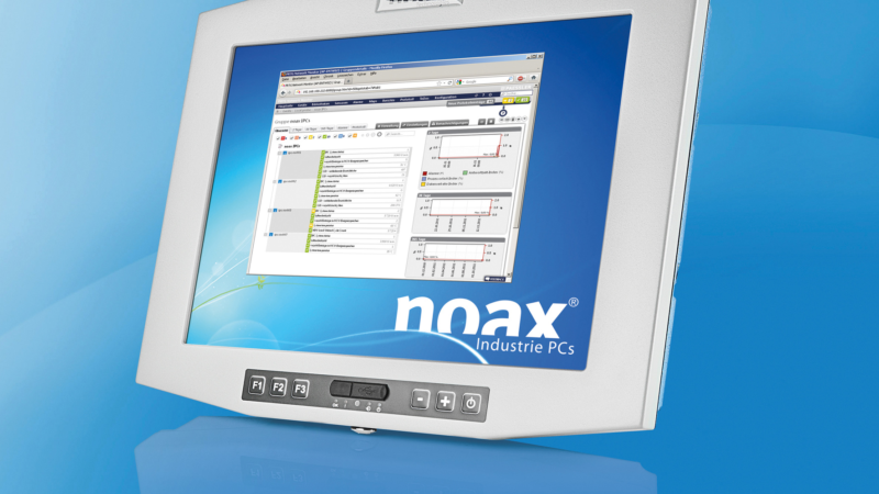 noax Industrial Computers At A Glance