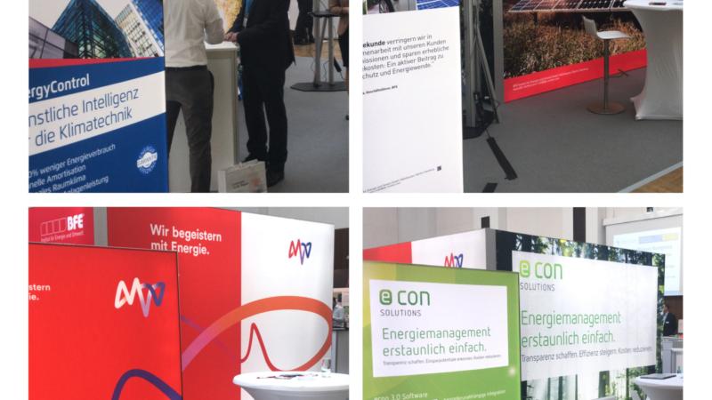 EnergieEffizienz-Messe 2019: MVV Gruppe präsentiert sich als Lösungshaus