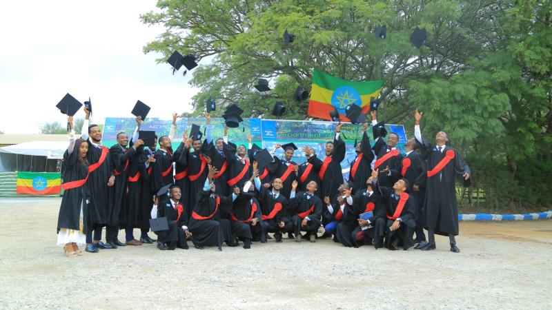 Zukunftschancen für 198 junge Menschen in Äthiopien