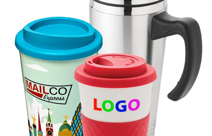 Nachhaltiger Kaffeegenuss to go mit individuellem Firmenlogo