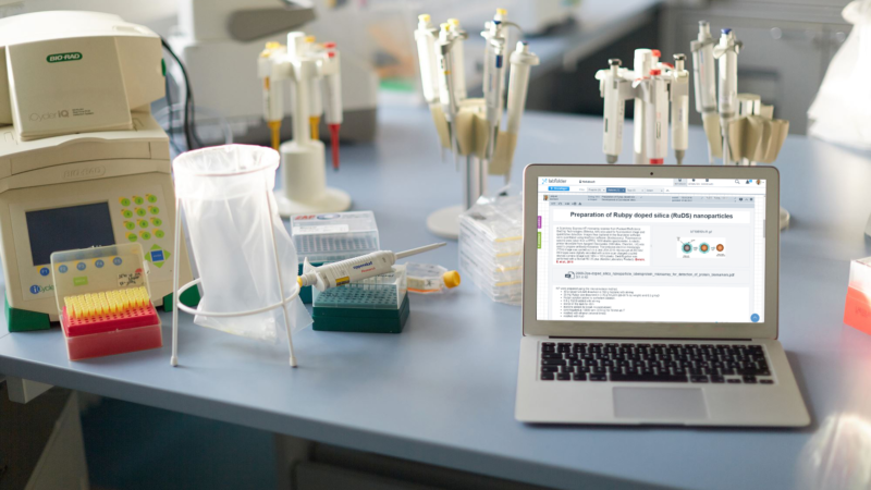 Labforward is releasing an app to support laboratories working in regulated environments: The Signature Workflows app for labfolder