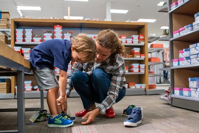 Tipps für den Kauf von Kinderschuhen – Verbraucherinformation der DKV
