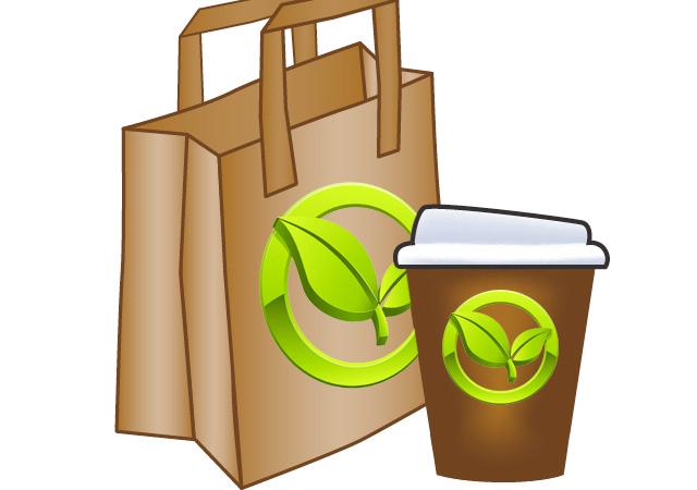 Bio Einweggeschirr und nachhaltige Verpackungen für die Gastronomie