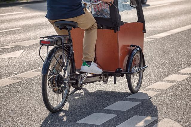 Wo dürfen Lastenräder fahren? – Tipp der Woche des D.A.S. Leistungsservice