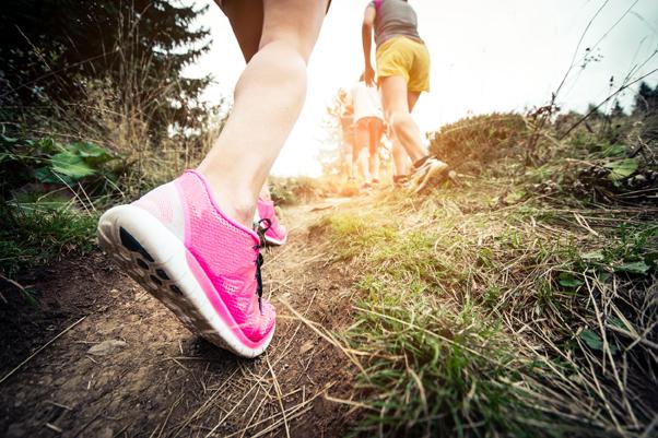 Blasen am Fuß – was tun?