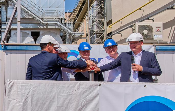 23 Millionen für neue Abgasreinigung