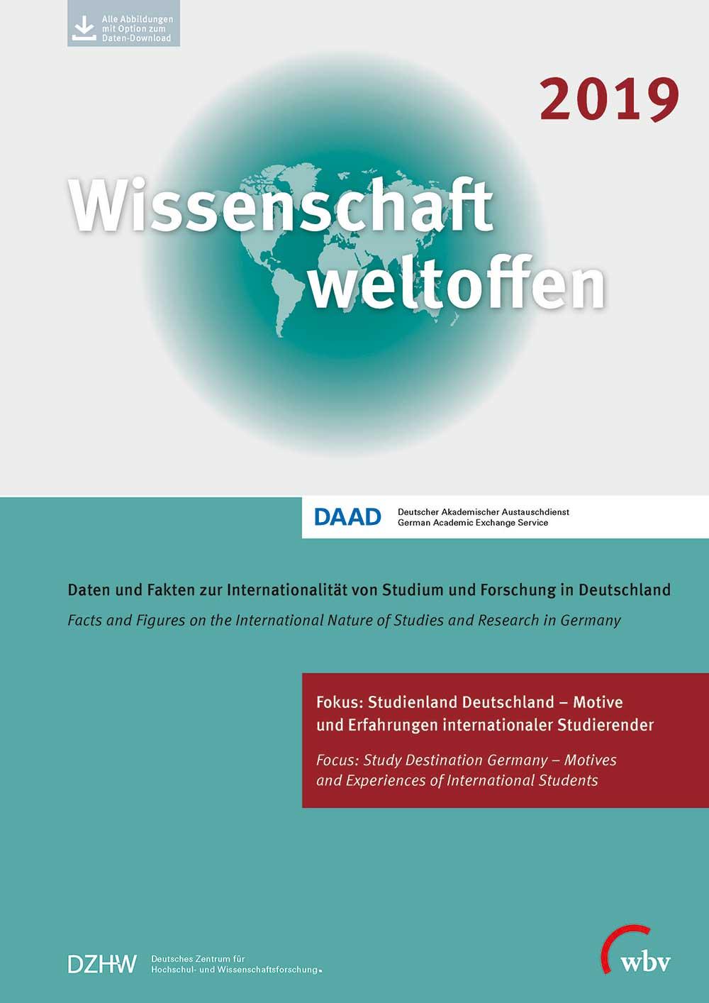 """Studienstandort Deutschland in MINT-Fächern erste Wahl: Studie """"Wissenschaft weltoffen 2019"""""""